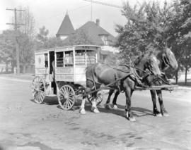 Associated Dairy wagon