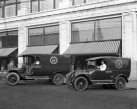 Hudson Bay Co. Trucks