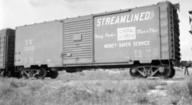 C. of G. [Central of Georgia] Boxcar [#7229 Streamlined]