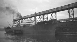 S.S. West Isleta [at Canadian Government elevator dock]