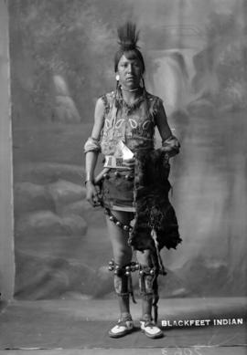 Blackfeet Indian