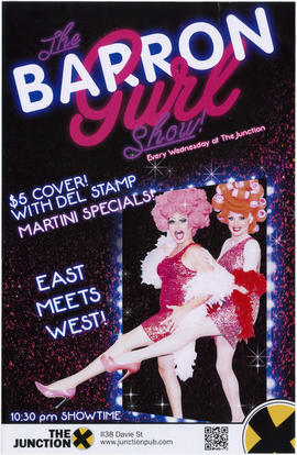 The Barron Gurl Show! : every Wednesday at The Junction