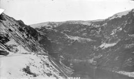 C.P.R. in the Black Canyon, near Ashcroft