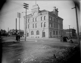[Post office building, southwest corner of Pender and Granville Streets]