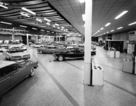 1959 Showmart : [car show in Pacific Showmart building]