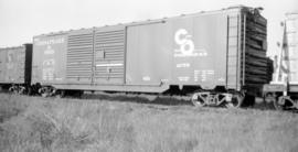 C. and O. [Chesapeake and Ohio] Boxcar [#]6099
