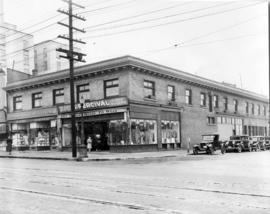 F.W. Woolworth Company [5-10 and 15 Cent Store at 2409 Main Street]