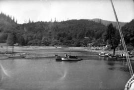 [Boats at] Snug Cove