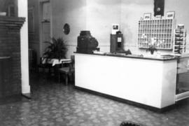 Hotel Lobby [showing reception desk]