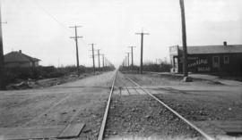 [View of the 4500 Block of Dunbar Street at 29th Avenue looking south (Dunbar Heights)]