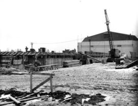 Construction of Administration building