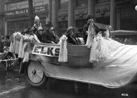 B.P.O.E. float [Elks]