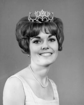 Judy Garrard, Miss Alberni Valley '64 : [portrait]