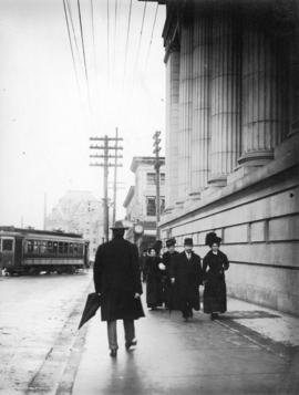 [Granville Street at Hastings Street]