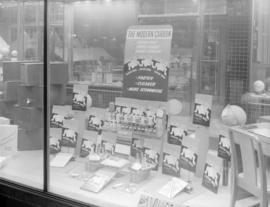 Willson's Stationery window