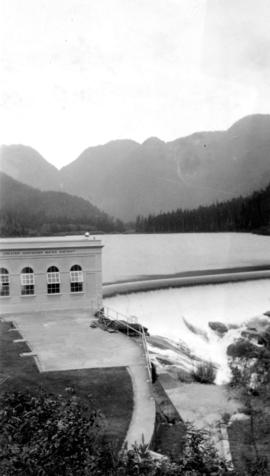 Seymour Falls - Vancouver water system