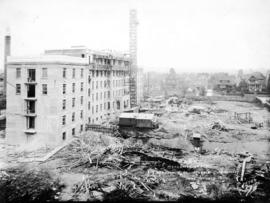 V.G.H. [Vancouver General Hospital] Maternity Ward - Hodgson King and Marble Contractors