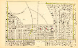 Sheet L : Trafalgar Street to Granville Street and Nanton Avenue to Thirty-eighth Avenue