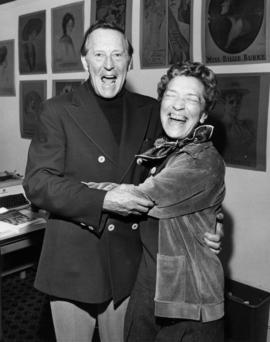 Hugh Pickett and Pat Prowd