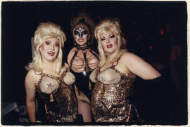 Fantasy ball at the Commodore Ballroom [The Big Wigs]