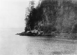Wreck of the Beaver, Prospect Point