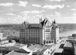 [View of] MacDonald Hotel, Edmonton, Alberta