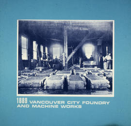 Vancouver city foundry and machine works