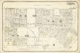 Plate 117 [Richmond/Sherbrooke/Langley Streets to Tenth Avenue to Second Street to Sixth Avenue]