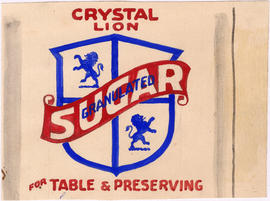 Crystal Lion Granulated Sugar for Table & Preserving