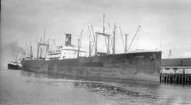 M.S. J.L. Luckenback [at dock]