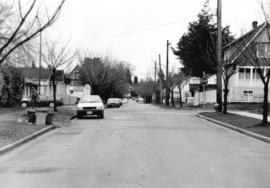 [Glen Drive and 12th Avenue looking south]