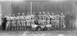 [Coughlan's Athletic Club Baseball Team - players identified]