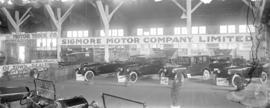 [Sigmore Motor Company Showroom and displa of Studebaker Automobiles]