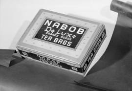 Cockfield Brown Ltd. - Nabob Tea, pkg. Nabob