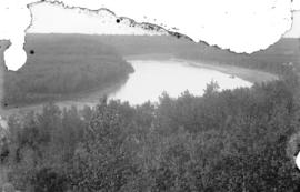 Scene on the Saskatchewan River, N.W.T.