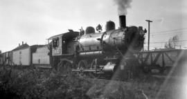 [N.P. Steam, Road Eng. #1373 Class 4-6-0]