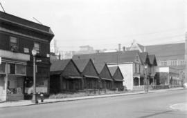 [View of the south side of the 300 block Dunsmuir Street]