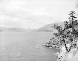 [View of Howe Sound from West Vancouver]