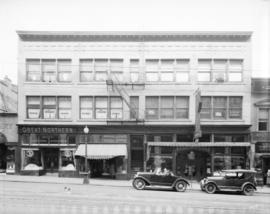 [Bell-Irving building at 679 Granville Street]