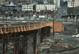 Cambie Bridge Construction [16 of 76]