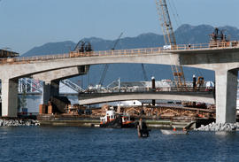Cambie Bridge Construction - #24 [10 of 22]