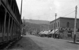 My up-country trip : Enderby