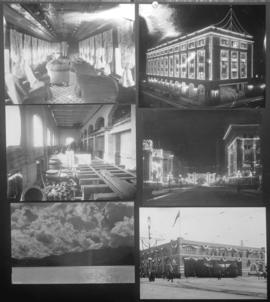 [Various scenes regarding activities of the B.C. Electric Railway Company]