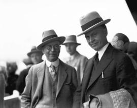 Lansdowne races, opening day [Mayor L.D. Taylor]