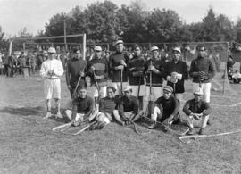 Lacrosse [team photograph]