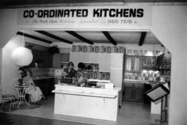 Co-ordinated Kitchens display