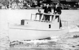 Citizens' Night Patrol - Marine Service