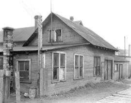 The News Herald - old quarters on 14th Avenue and Main Street