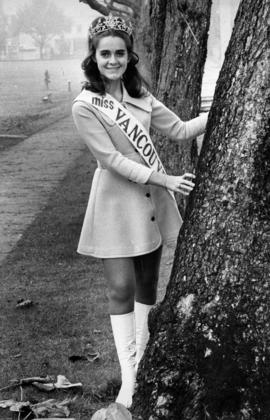 Lorill Keath, Miss Vancouver of 1969