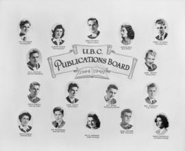 U.B.C. Publications Board